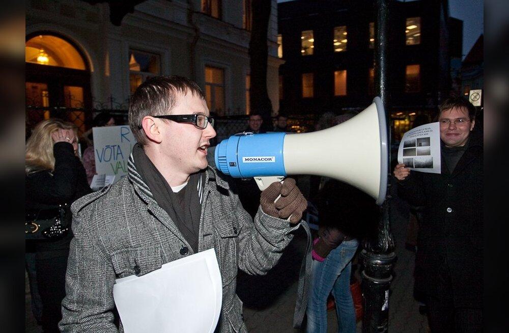 Jaanus Riibe: järgmises valitsuses peab olema noorteminister