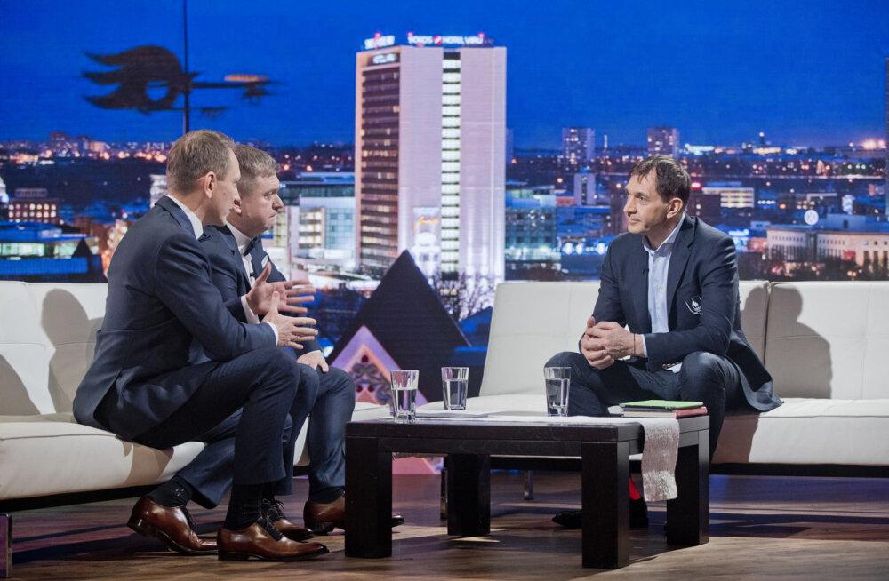 Urmas Sõõrumaa hinnang Teet Margnale ja Kristjan Jõekaldale: te olete ideaalne kooslus