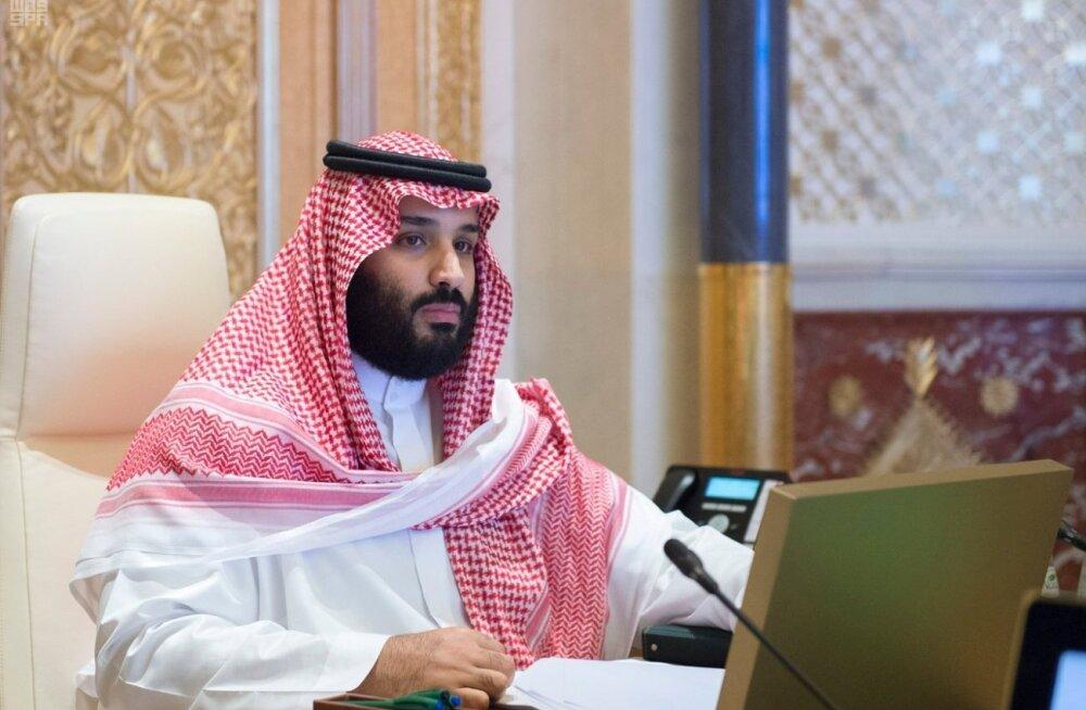 Kriitikute arvates on Mohammedi korraldatud revolutsiooni eesmärk saada endale pretsedenditu võimutäius, mida praegu 32-aastane prints jõuab kuningaks saades aastakümneid kasutada.