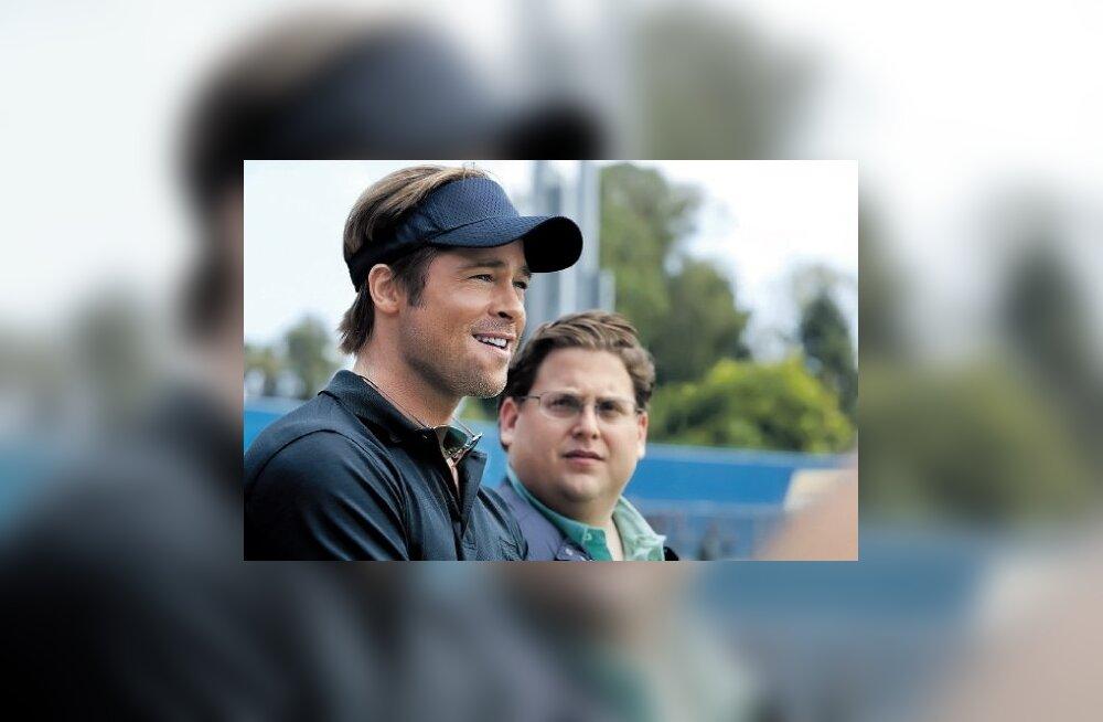Brad Pitt õpetab võitma ilma suure summata