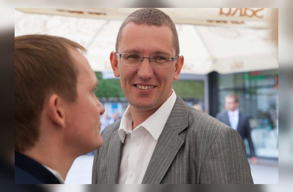 FOTOD: Pulmapeost võtsid osa ka kuriteokahtlustuse saanud Kristen Michal ja Kalev Lillo