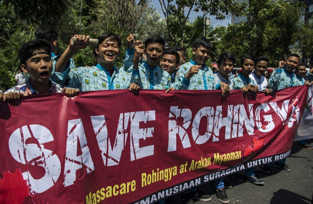 Rohingjad - kas tõesti käib Myanmaris genotsiid ehk kes selle konflikti üldse vallandas?
