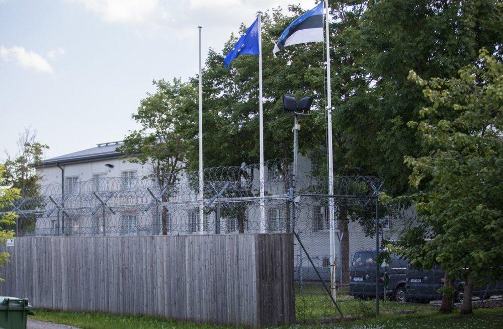 Harku kinnipidamiskeskusest vabanevad kaks kinnipeetut, keda ei õnnestunud koduriiki saata