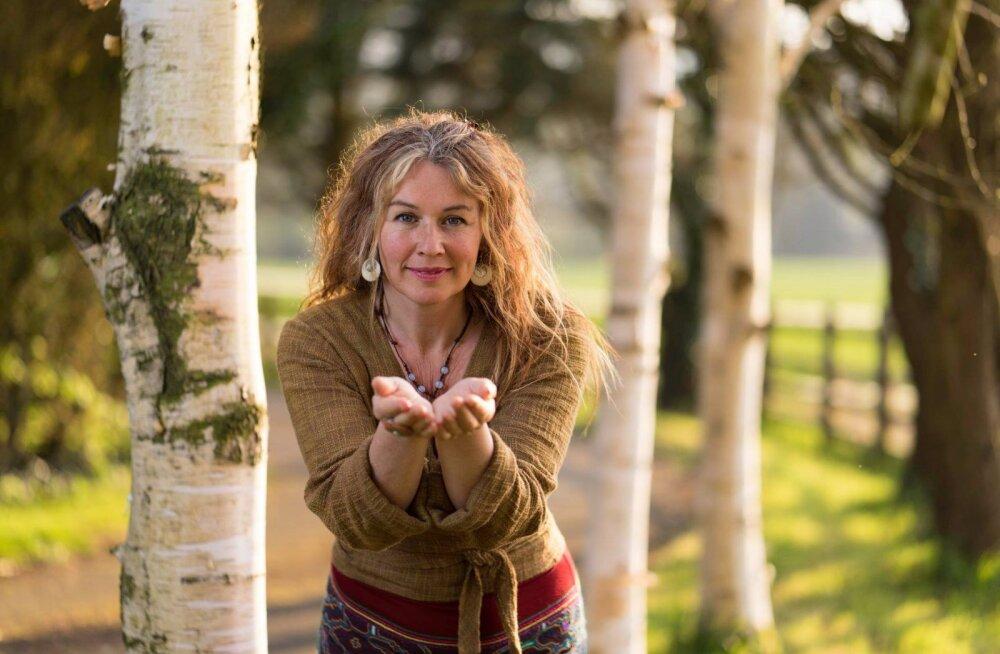 Hoppi Wimbush: lapsed aitavad meil kasvada, olla loomingulisemad ja elada hetkes