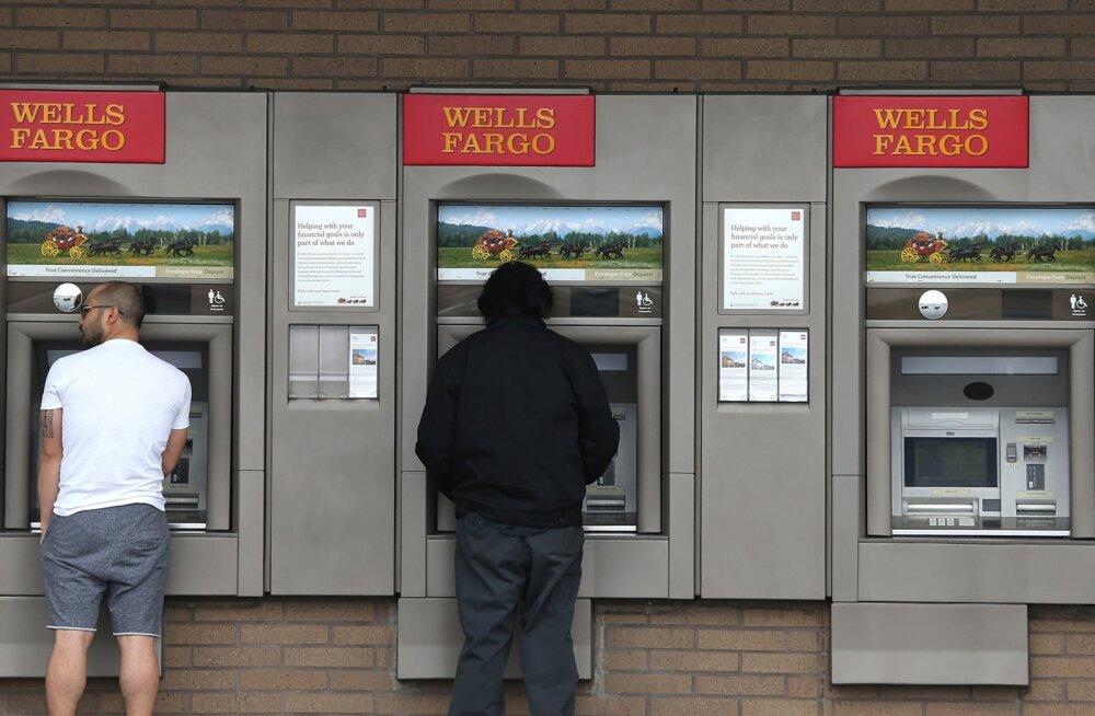 Ameeriklane ründas ootamatul põhjusel sularahaautomaati