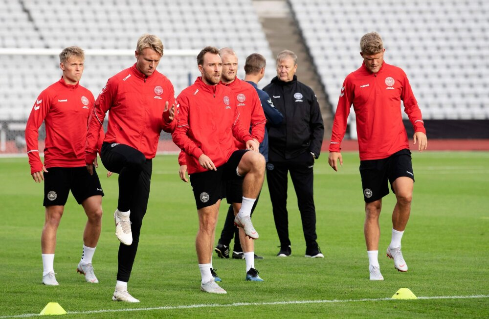 Taani naljakoondise aeg on läbi: jalgpallurid ja alaliit jõudsid kokkuleppele