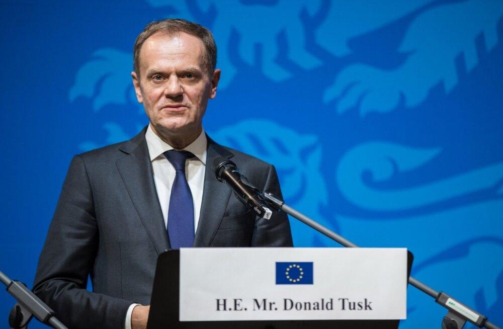 Дональд Туск назвал условие выхода Польши из Евросоюза