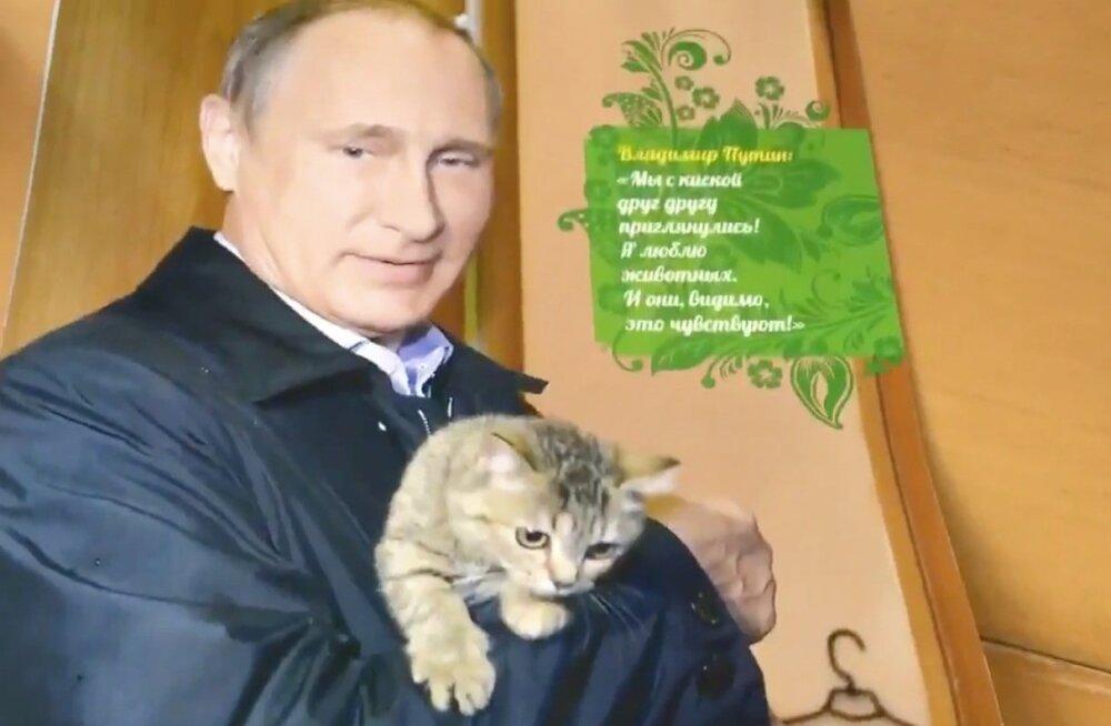 Vladimir Putini kalender