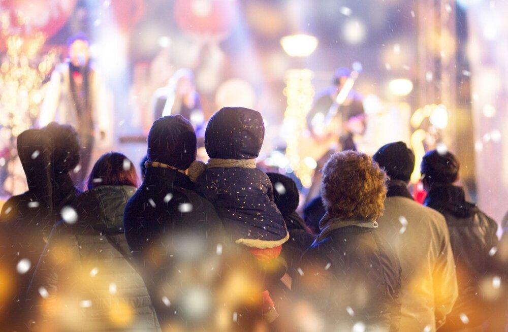 Pane pere plaanid paika   Detsembri lahedate ürituste kalender tänasest kuni aasta lõpuni!