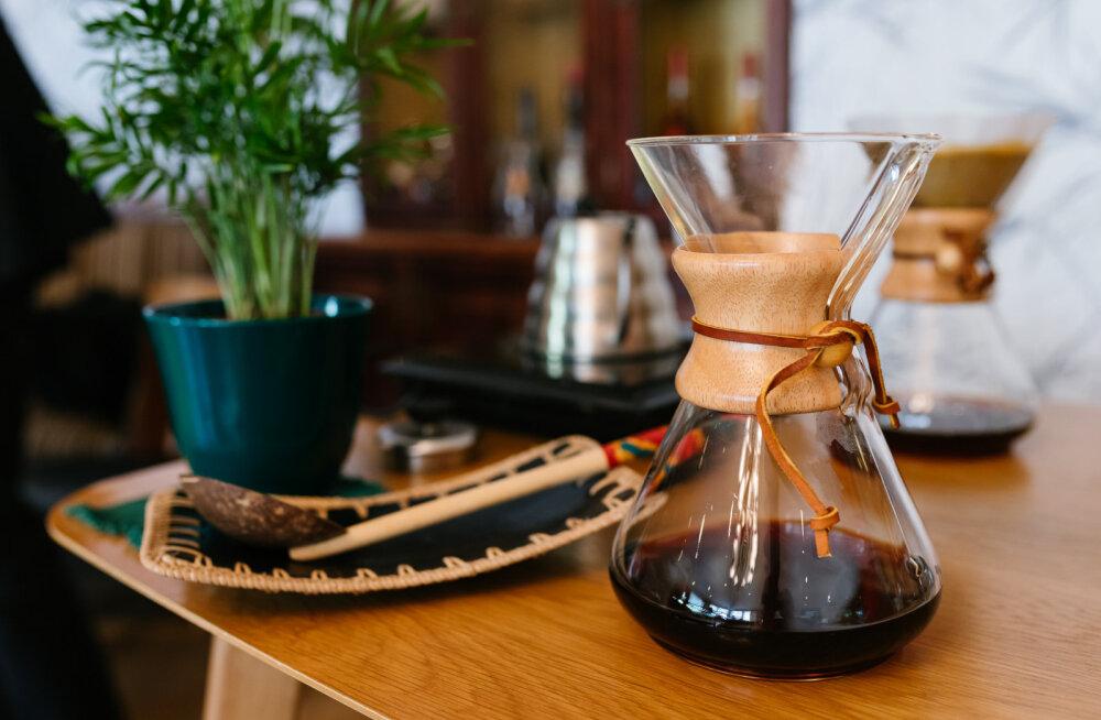 Эстонию посетил сальвадорский фермер, выращивающий самый дорогой сорт кофе в мире
