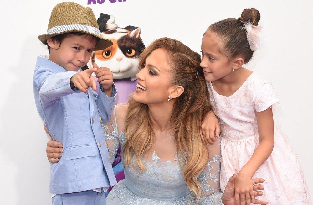 Millist nõu anda värskele emale? Jennifer Lopez teab parimat vastust
