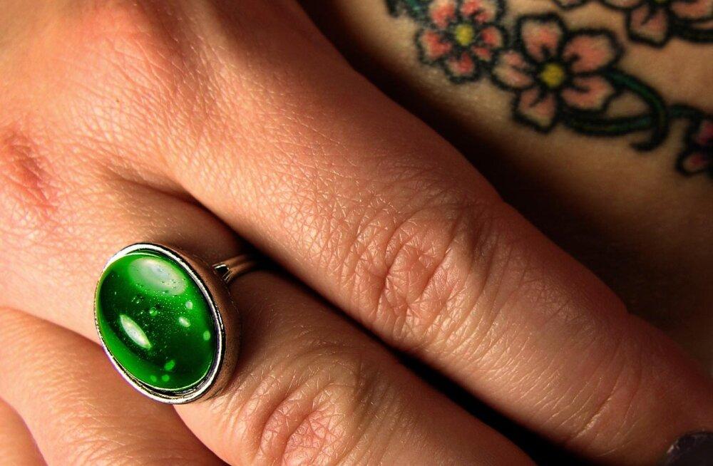 Raha, võim ja armastus: see, millises sõrmes sa sõrmust kannad, mõjutab su saatust!