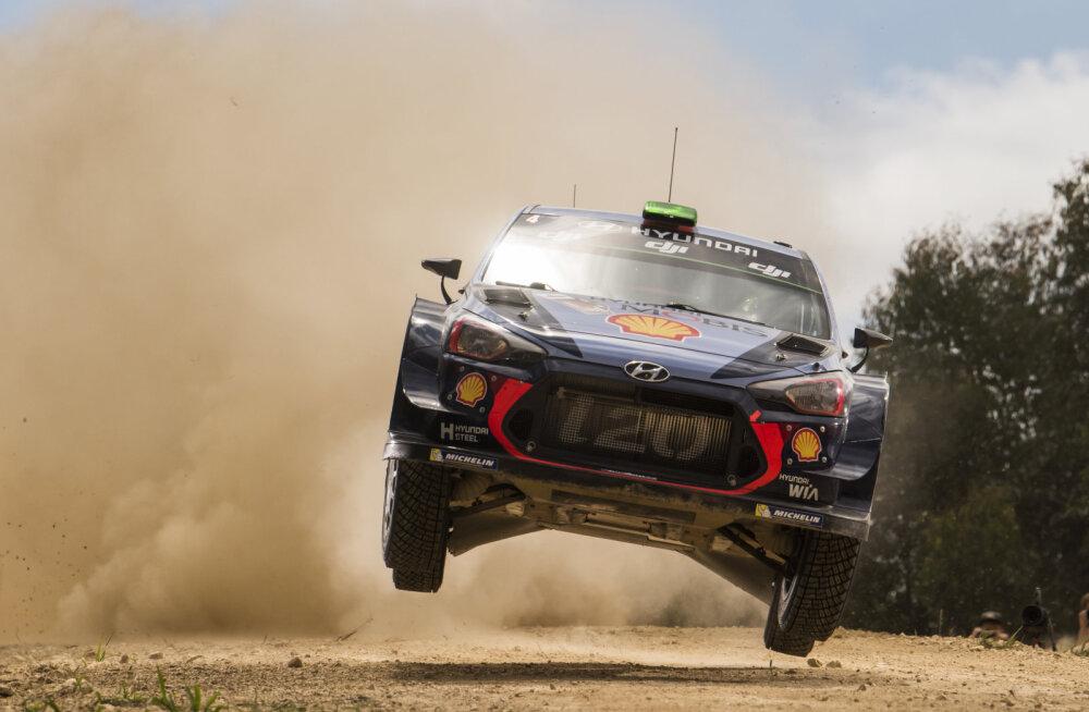 Rally Estonia toob suvel Lõuna-Eesti teedele kihutama WRC sarja tõelise tipptegija!