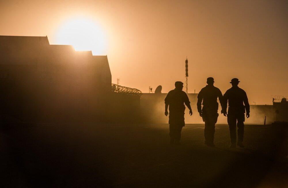 На базу в афганском Мазари-Шарифе совершено нападение