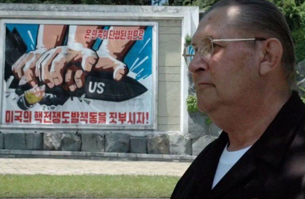 Põhja-Koreas suri viimane kuulus USA sõdurist ülejooksik