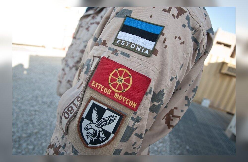 Eesti sõdureid Afganistanis külastas riigikogu riigikaitsekomisjon