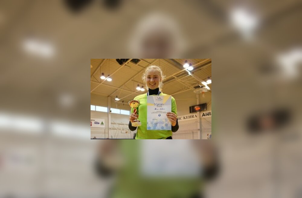 Käsipallileegion: Alina Molkova krooniti teist aastat järjest parimaks snaipriks