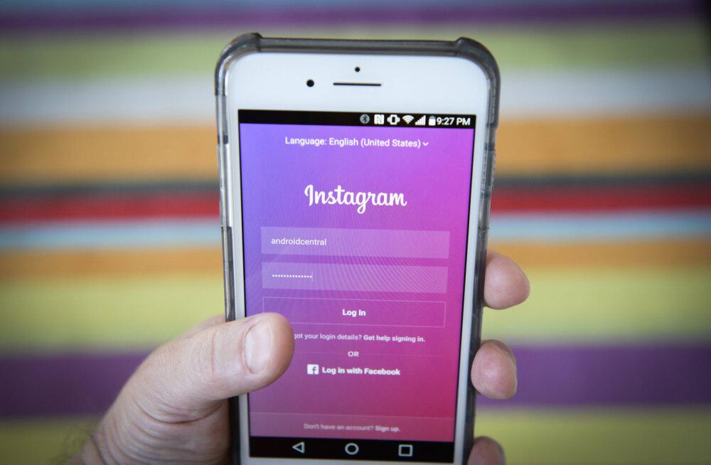 """Maailmas on üks """"miljardiriik"""" jälle juures: Instagramil suur verstapost ületatud"""