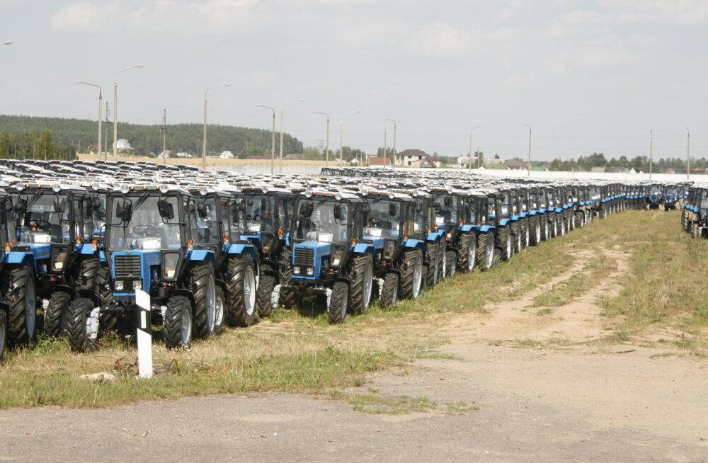 Eestisse imbuvad mustalt salapärased Belarusid