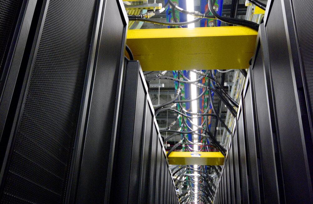 Eesti saab endale kasutamiseks osa Euroopa superarvuti arvutusvõimsusest