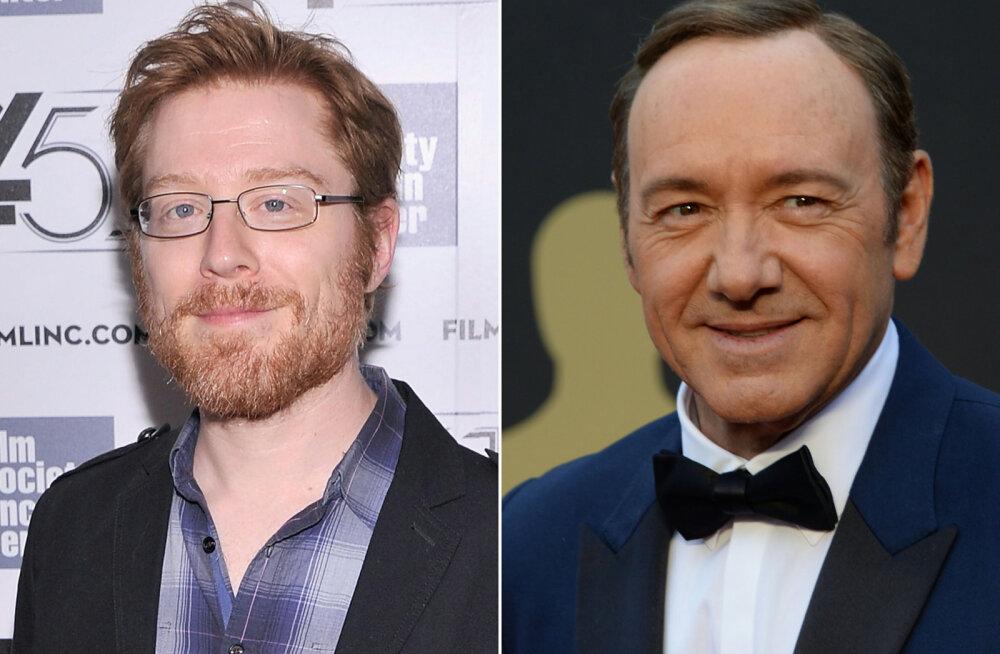 "Netflix loobub Kevin Spacey skandaali tõttu ""Kaardimaja"" sarjast"