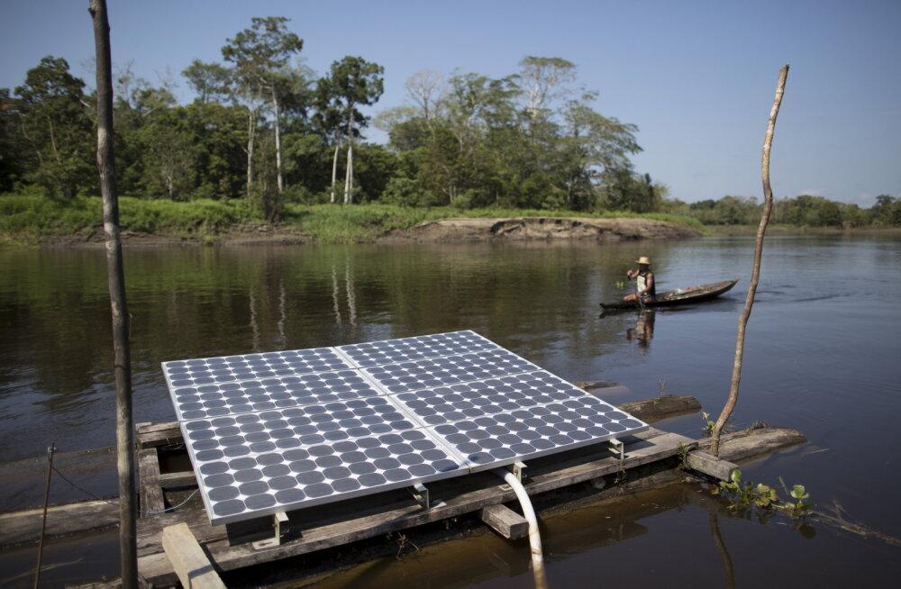 Päikeseenergia kodusüsteem Eestis. Projekt hakkab ära tasuma pärast 15 aastat