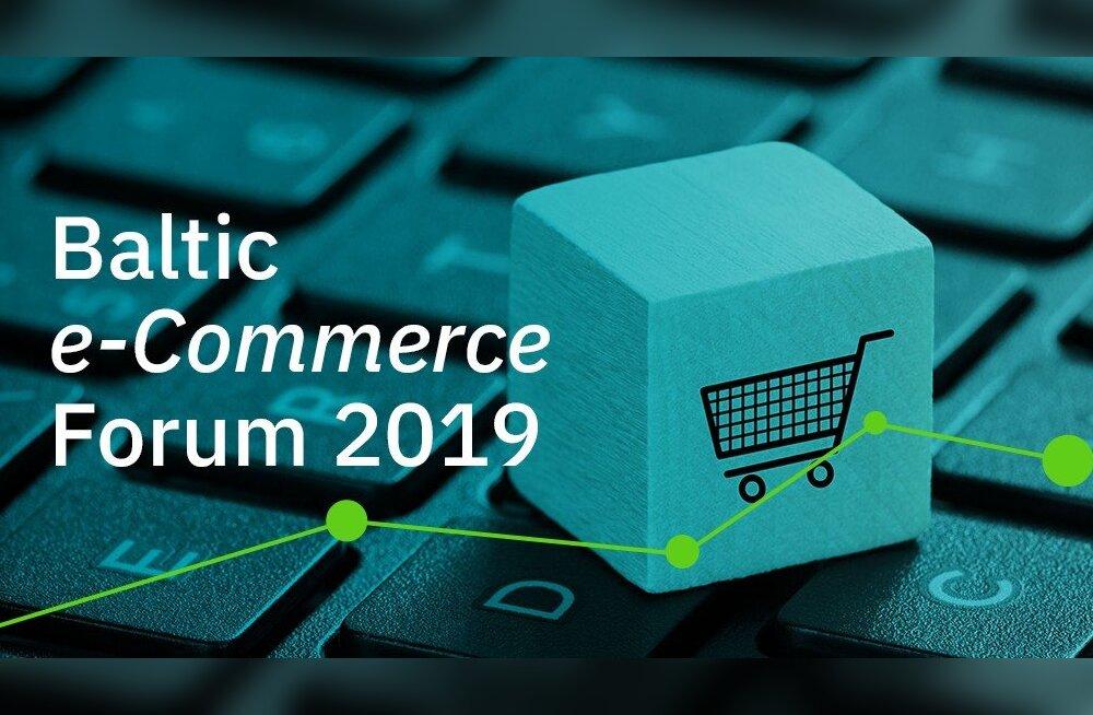Balti e-kaubanduse foorum Tallinnas juba märtsis