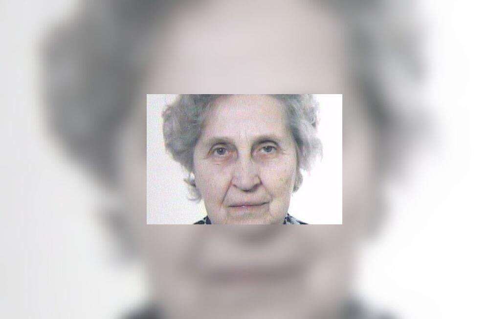 Kas oled näinud? Aita leida Männiku kandis ära eksinud 87-aastane Natalia