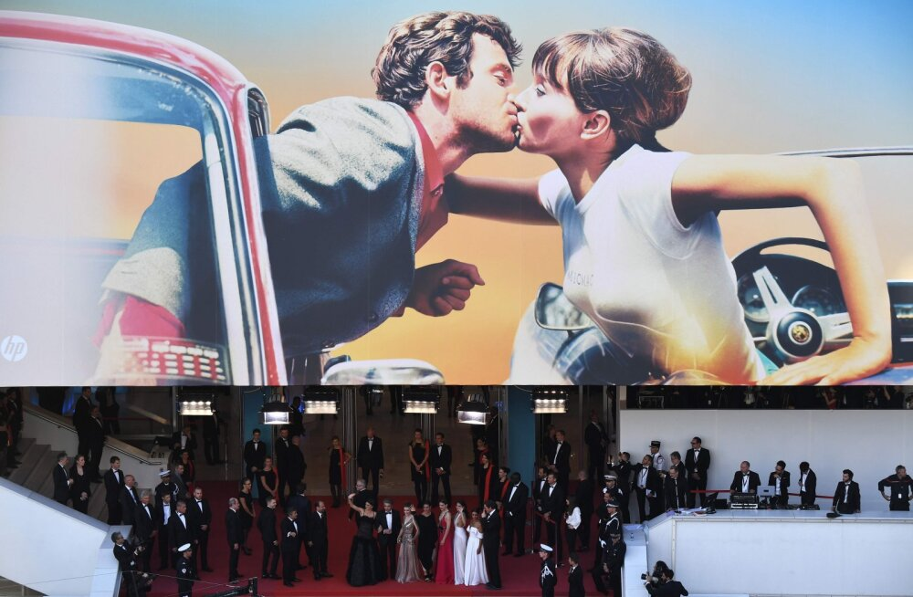 Cannes'i filmifestival. Parimate palade ootuses