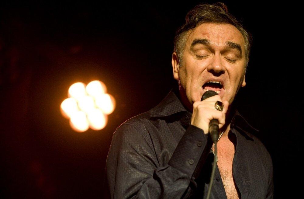 Morrissey Rockcafes, Foto Mart Sepp