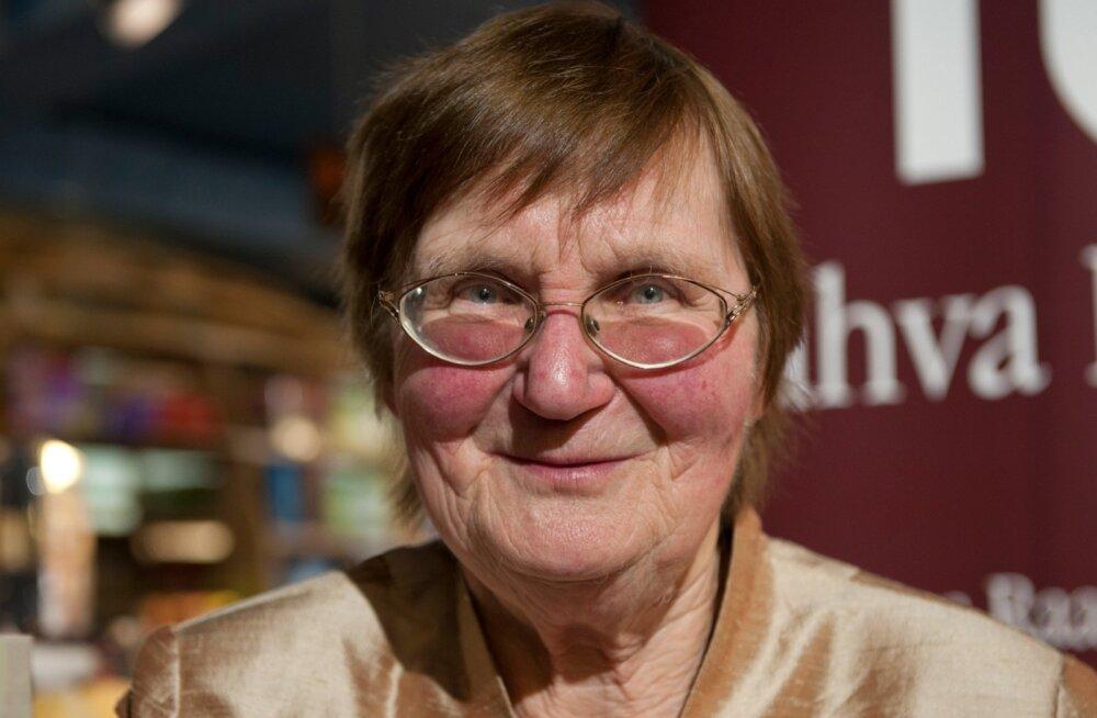 Ene-Margit Tiit,statistik ja rahvastikuteadlane.