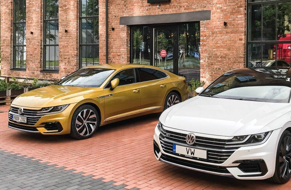 Testsõit: Volkswagen Arteon – komplimendid on garanteeritud