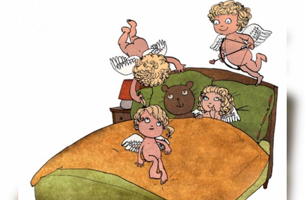 Murelik ema: tabasin lapsed paljalt voodist!