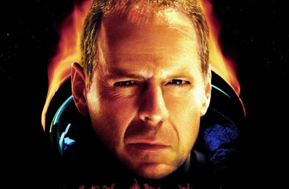Armageddon, 1998, Bruce Willis