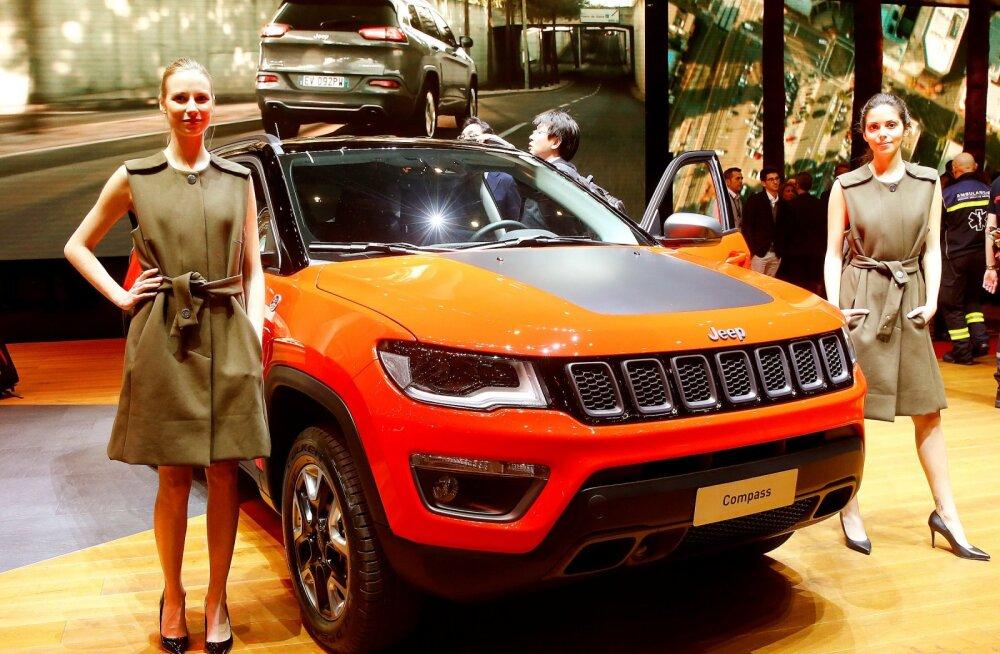 Motors24 proovisõit: uus Jeep Compass annab maastikusuutlikkuse osas lootust