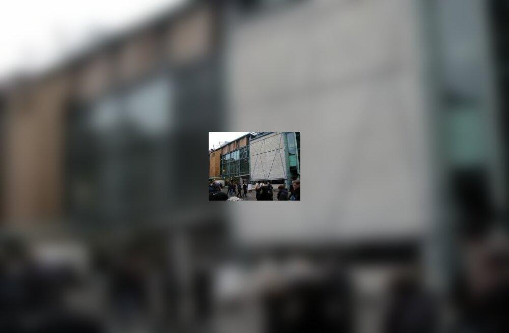 Viru tänava De la Gardie kaubamaja avab uksed