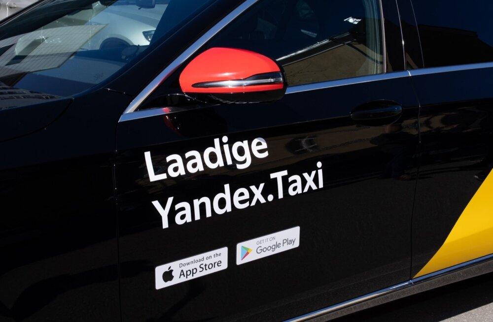 Kuigi Yandex.Taxi kogub võrreldes Taxify'ga rohkem andmeid, ei pea Eesti ametiasutused vajalikuks rakenduse kasutamist riigiametnikele keelata.