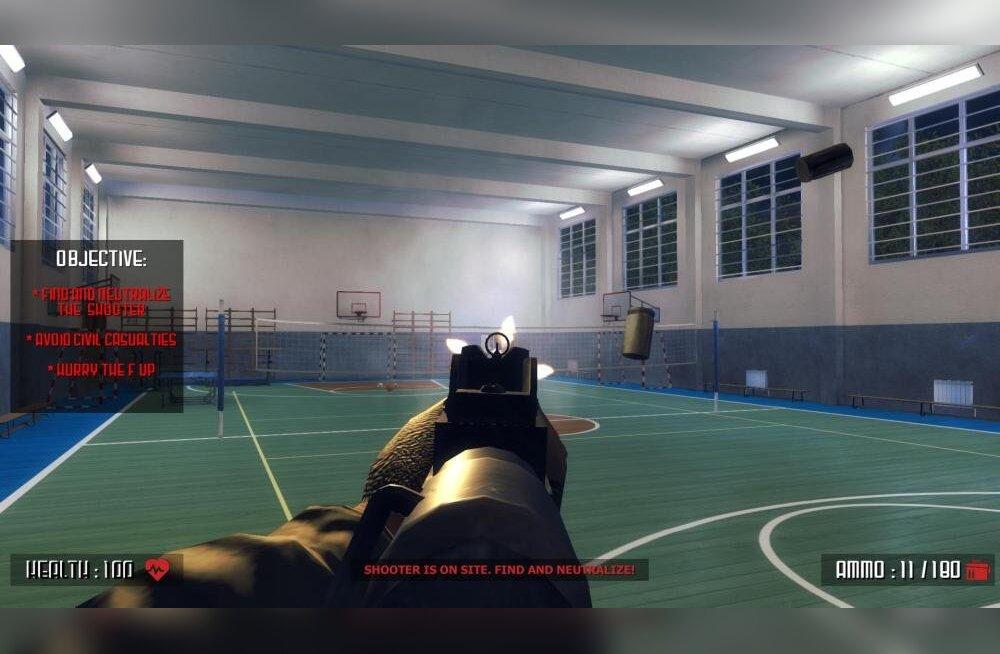 Pidu läbi: Valve eemaldas koolitulistamismängu Steamist