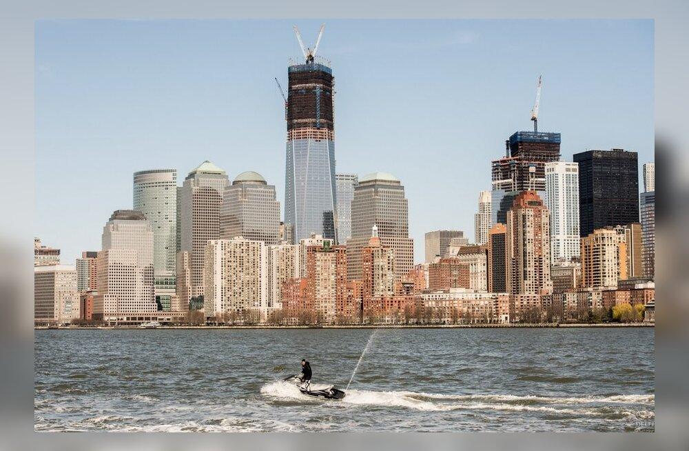 Москва поразила делегацию сената штата Нью-Йорк темпами развития