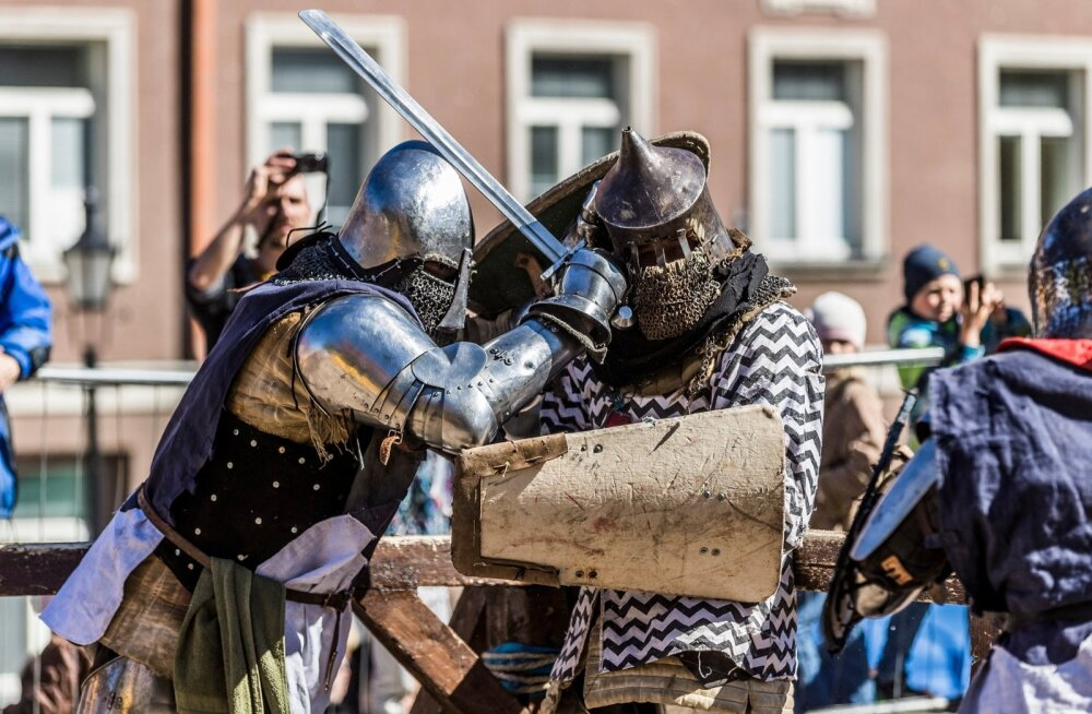 Tallinna Vanalinna Päevad 2017