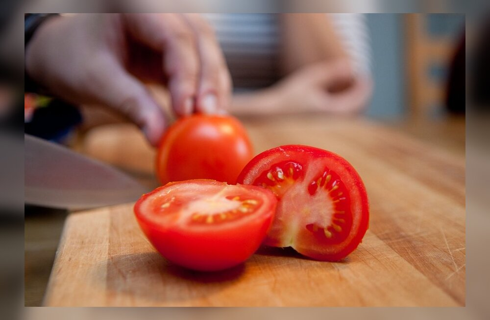 Köögivilja test