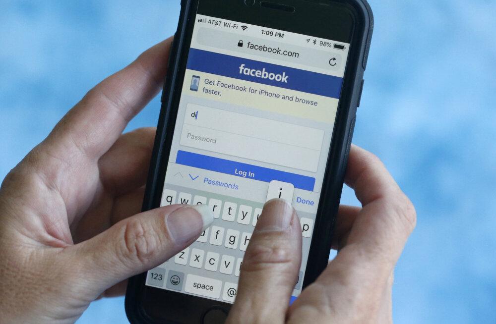 Facebooki uus testfunktsioon plaanib inimesi ühise abil liita