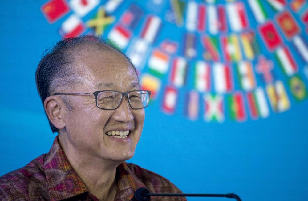 Президент Всемирного банка заявил о досрочной отставке