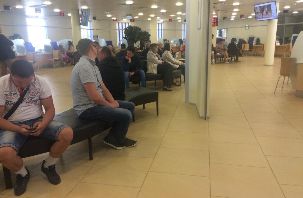 Tallinnas saab passi ja ID-kaarti taotleda vaid kahes teeninduspunktis