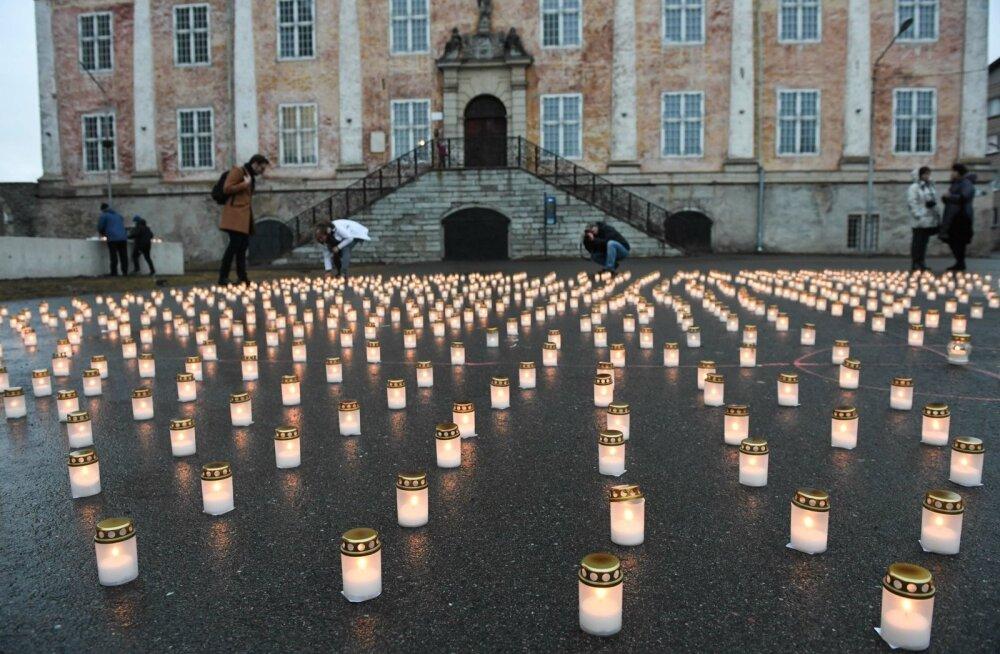 küüditamise mälestuspäev Narvas