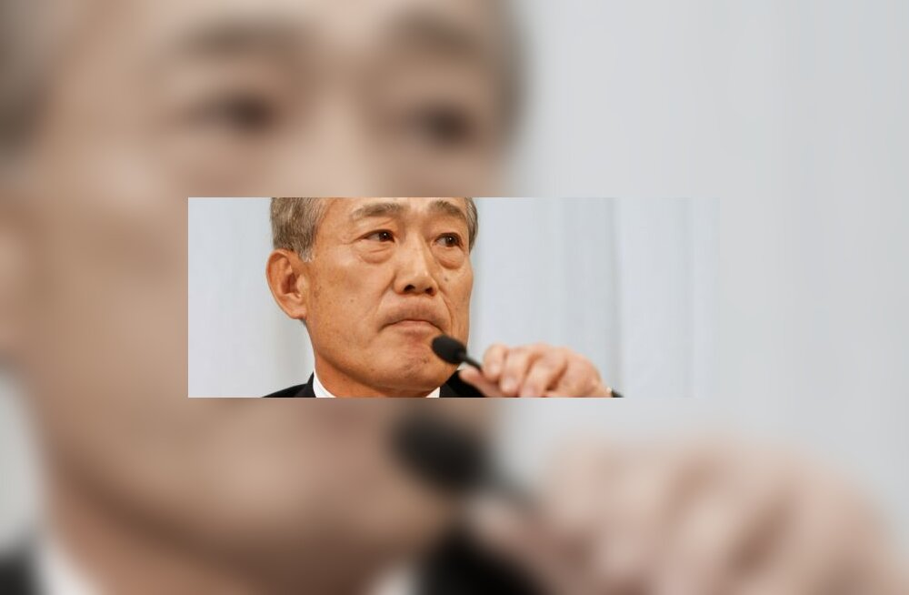 Honda boss Takeo Fukui