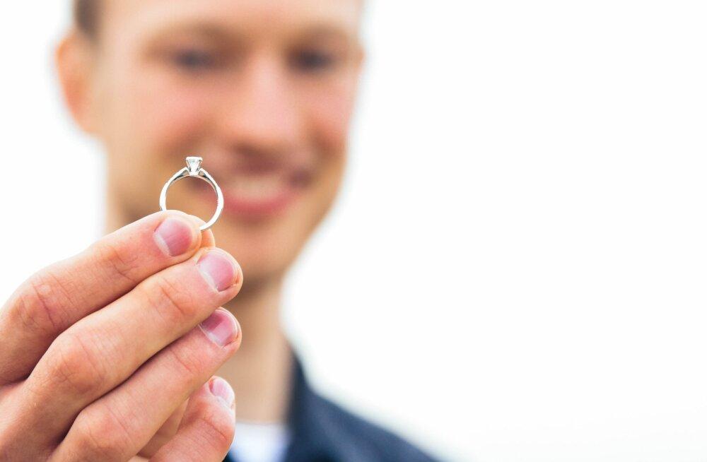 Mees küsib nõu: naised, kui palju võiks maksta kihlasõrmus?