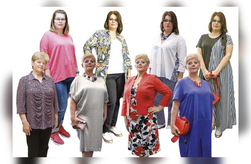 Учимся одеваться: как подобрать наряды дамам, которых принято считать полными