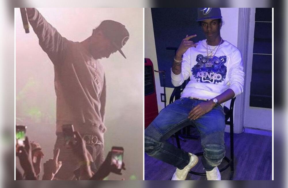 В Торонто в перестрелке погиб 21-летний рэпер Smoke Dawg