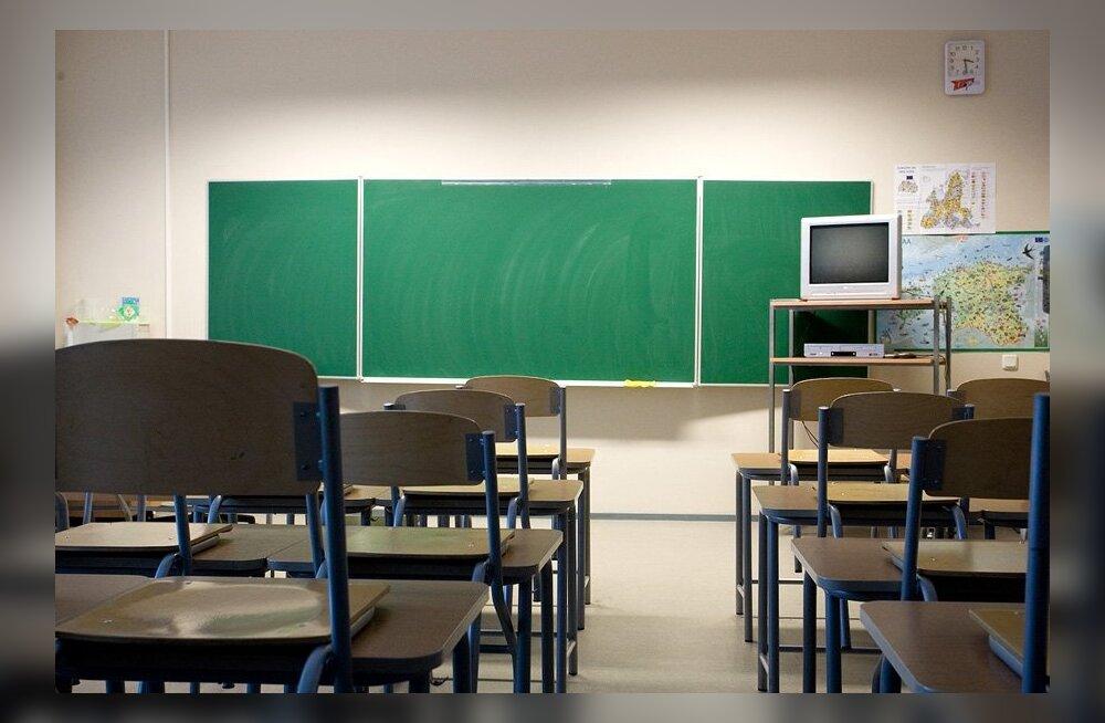 Õpilasvahetus laiendab haaret